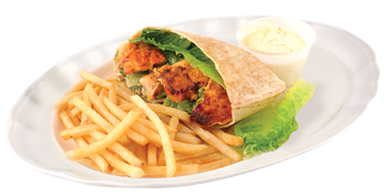 Balboa--Chicken-Wrap
