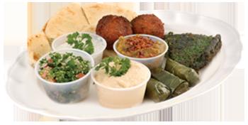 Balboa--veggie-plate